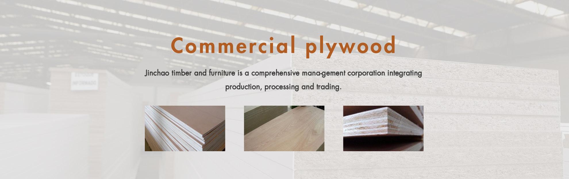 Commercia Plywood