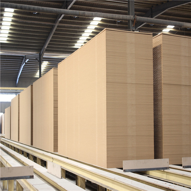 raw plain MDF board / fire resistant and moisture proof MDF