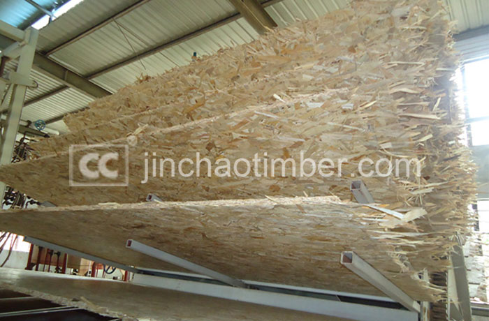 China OSB Factory