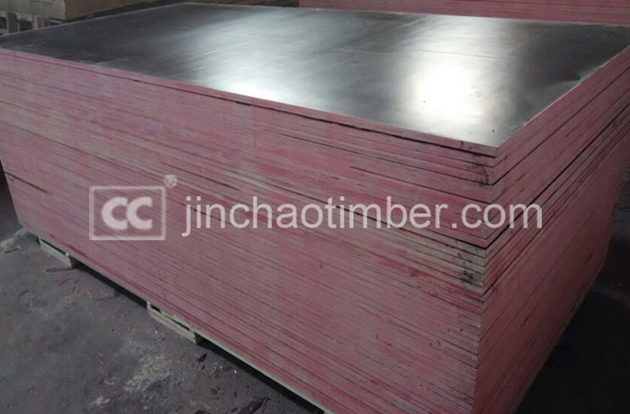 Black/Brown/Red Film Faced Plywood