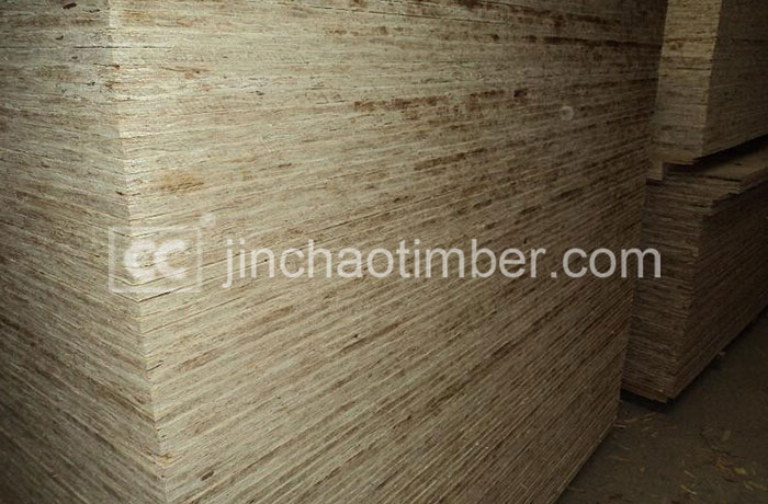OSB Core with Poplar Face