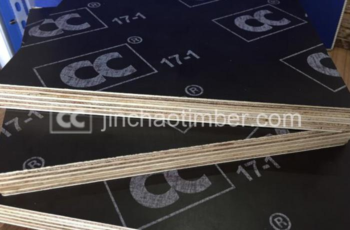 CC 17-1 Film Faced Plywood