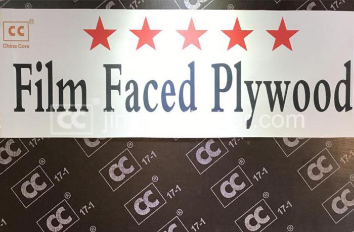 CC 17-1 Film Faced Plywood