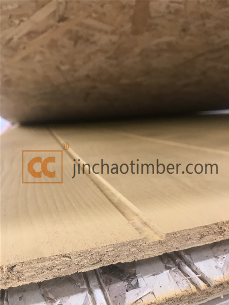 Surface slotted smart OSB , smart OSB grooved wall panels